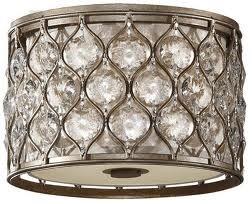Glam ceiling light contemporary-flush-mount-ceiling-lighting