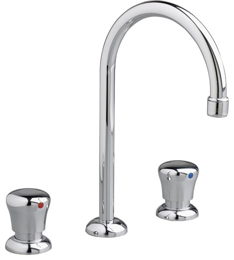 gooseneck faucet chrome modern bathroom faucets and showerheads