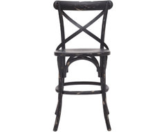 Zuo Modern Union Square Counter Chair contemporary-chairs