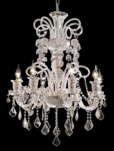 Elizabeth 8 Light Chandelier modern-chandeliers