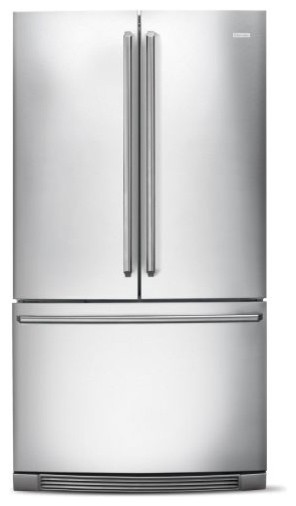 Contemporary Refrigerators And Freezers by Rebekah Zaveloff   KitchenLab