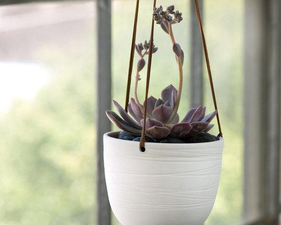 Scribble Hanging Planter -