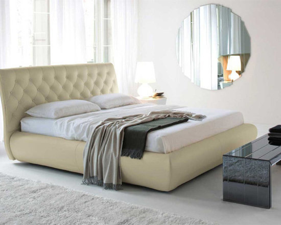 Alexander Designer Bed By Cattelan Italia - If you have been thinking of a dream bedroom that looks a haven of harmony and serenity then the Alexander Designer Bed is the perfect way to achieve that feeling. It ensures that your bedroom`s style factor is taken care of and doesn`t compromise on quality. It`s a blend of the best in luxury and design.