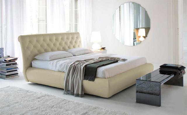 Alexander Designer Bed By Cattelan Italia modern-beds