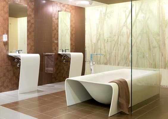 Strip modern-bathroom