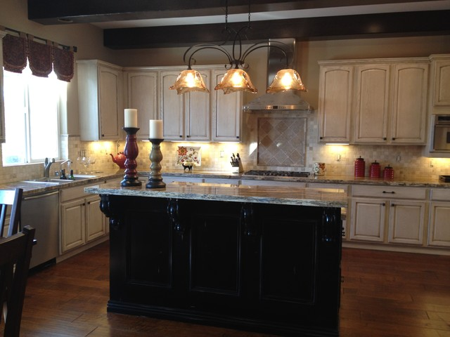 Kitchen Remodels by My Favorite Design, Inc. traditional-kitchen
