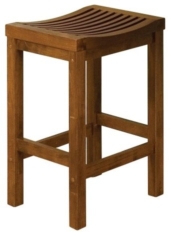 Home Styles 24 in. Hatley Counter Stool contemporary-bar-stools-and-counter-stools