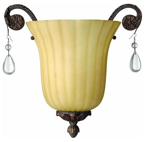 Hinkley Lighting 4800SU 1 Light Wall Sconce Veranda Collection wall-lighting