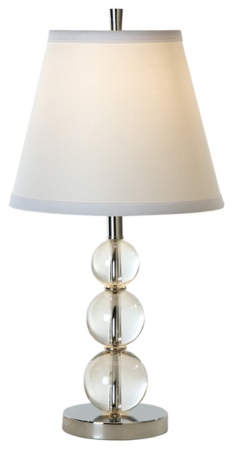 Palla Accent Table Lamp modern-table-lamps