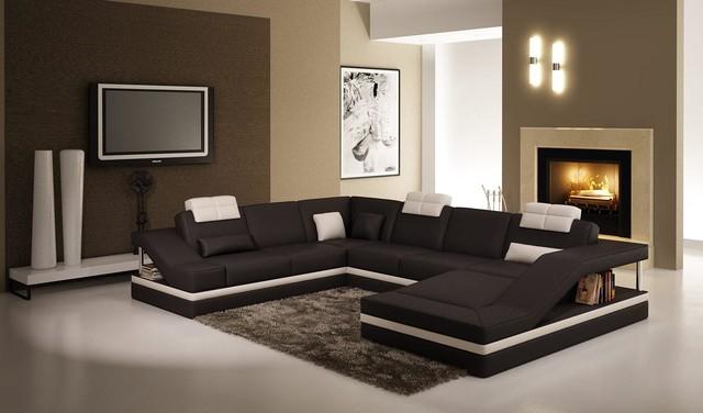 High End Modern Furniture: High End Sofas