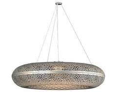 Ross Lovegrove: Louis Poulsen Aeros Pendant contemporary pendant lighting