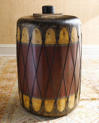 Adelle Drum Table traditional-side-tables-and-end-tables