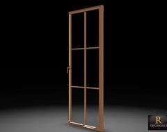 Renaissance Solid Bronze Windows & Doors mediterranean windows and doors