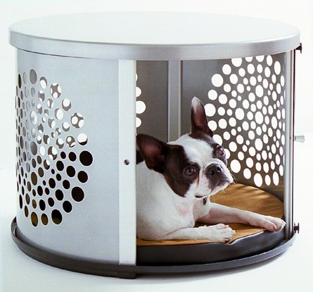 BowHaus Cat Crate by DenHaus modern pet accessories