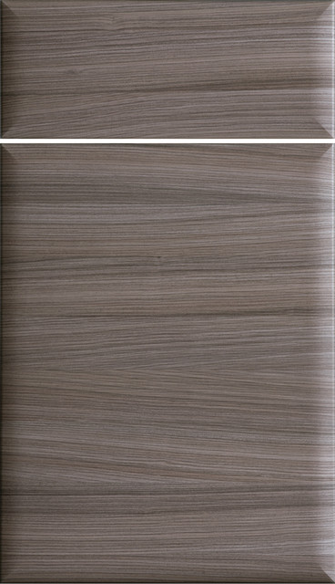 Dura Supreme Cabinetry Icon - Horizontal Contemporary Cabinet Door Style - Modern - Kitchen ...