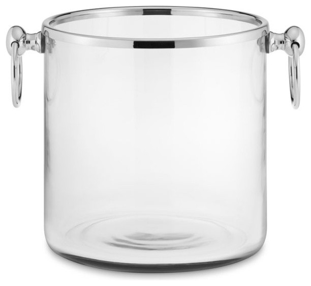 Bleaker Bar Ice Bucket traditional-wine-and-bar-tools