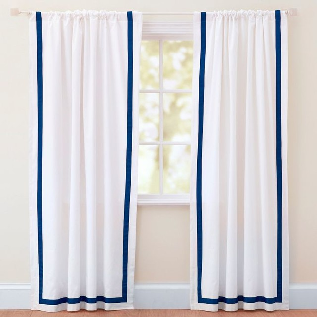 Suite Ribbon Drape With Blackout Lining - Window Blinds ...
