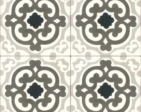 In Stock Cement Tile - Geneva Cement Tile from Cement Tile Shop