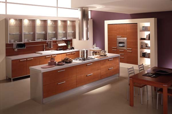 Mati kitchen collection aran cucine italy modern kitchen