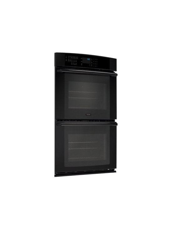 """30"""" Electric Double Wall Oven with IQ-Touch Controls by Electrolux - Sure-2-Fit Capacity"""