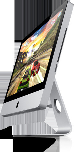 Apple iMac modern home electronics