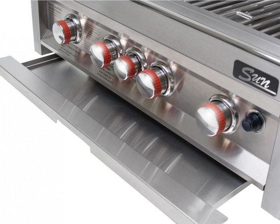 Sunstone Gas Grills - Sunstone Grills Drip Tray