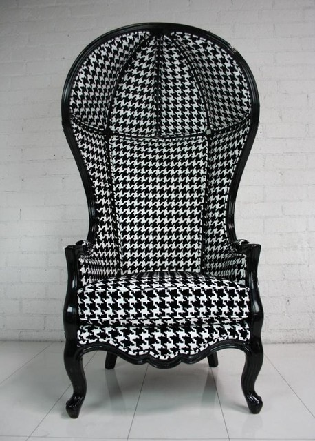 Eclectic Living Room Chairs by Room Service