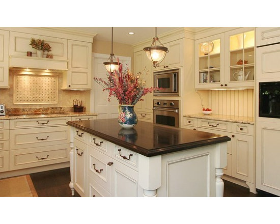 Wenge Kitchen Island Countertop. Designed by Smiley Rennovations LLC..jpg -