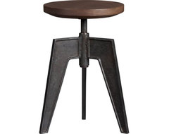 Contact Stool modern bar stools and counter stools