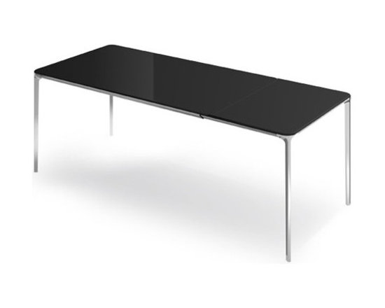 Sovet Italia - Sovet Italia | Slim 10 Extension Table, 55-77 Inch - Design by Matthias Demacker, 2011.