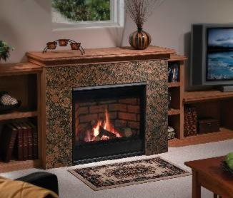 Heatilator Aveo Gas Fireplace Contemporary Indoor