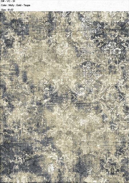 Vintage Collection contemporary-rugs