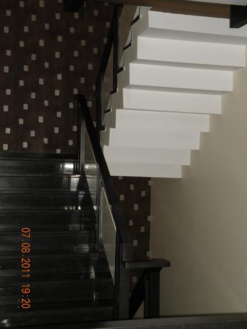 Designex architects modern-staircase