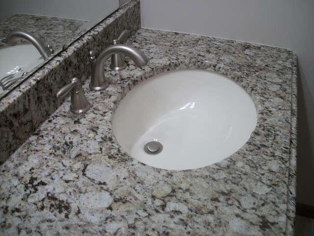 Bathroom Remodel, Medina, OH  #1 traditional bathroom sinks