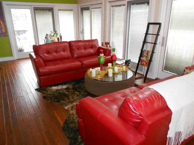 Barnes home modern