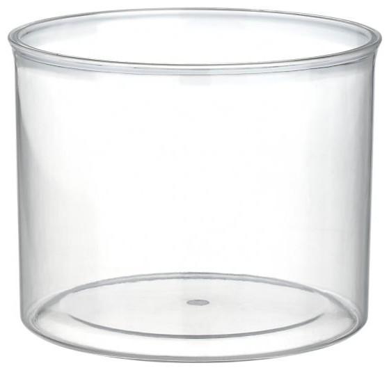 Acrylic Beverage Dispenser Base - Modern - Serving Utensils - by Crate&Barrel