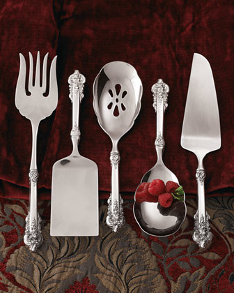 Wallace Pie Server traditional-serving-dishes-and-platters