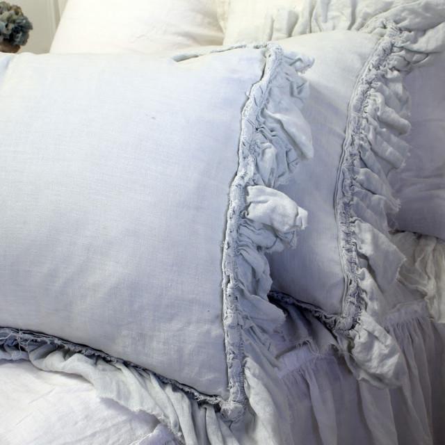 Vintage Ruffle Sham farmhouse-pillowcases-and-shams
