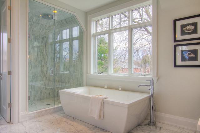 Master Bath contemporary-bathroom