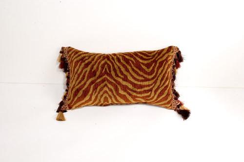 12x20 Malibu Accent Pillow with Tassel Ends modern-decorative-pillows