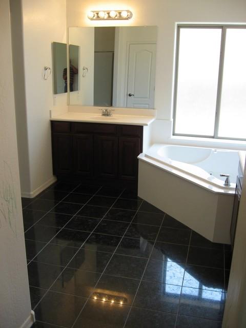 Black Quartz Tiles modern-wall-and-floor-tile