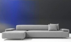 Moroso Lowland Left-Facing Sectional modern-sectional-sofas