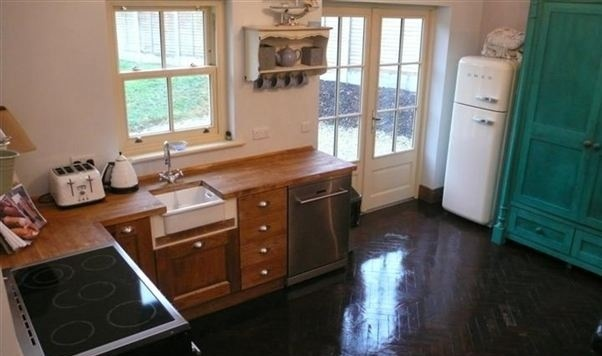 Abhaill Cottage eclectic-kitchen