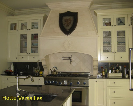 Kitchen hood - Kitchen hood designed , manufactured and installed by Stoness