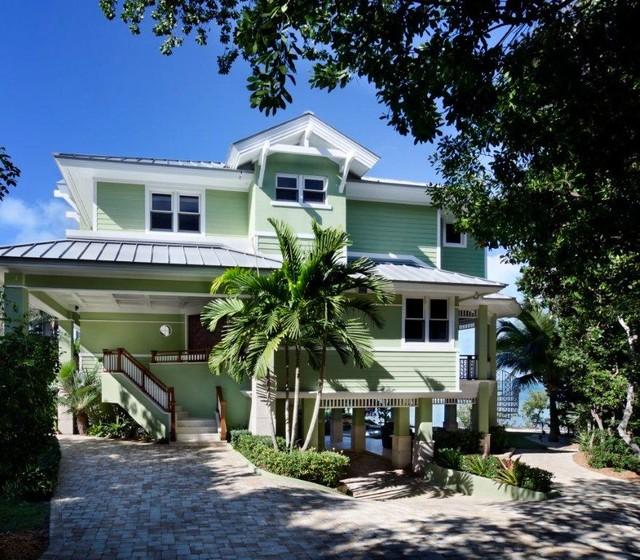 florida keys beach houses images. Black Bedroom Furniture Sets. Home Design Ideas