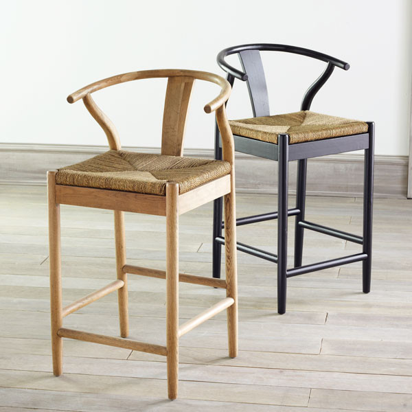 Danish Counter Seat contemporary bar stools and counter stools