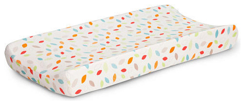 Skip Hop Changing Pad Cover - Treetop Friends contemporary nursery decor