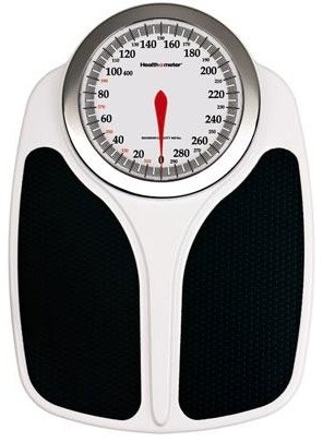 Health'o'meter Pro Dial Scale modern-bathroom-scales