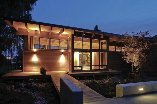 Hotchkiss Residence contemporary-windows