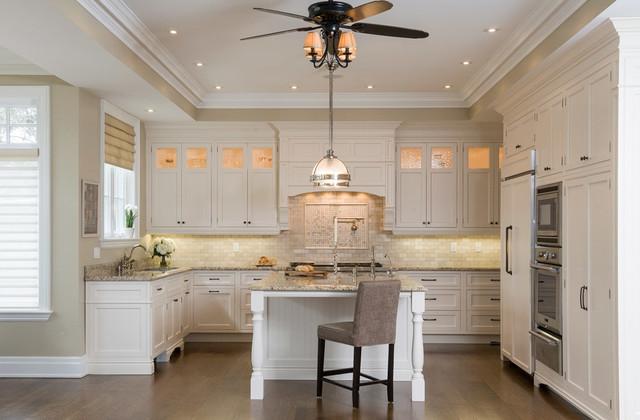Heritage Kitchens traditional-kitchen